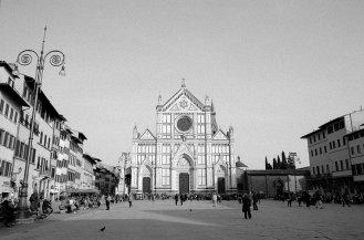 Santa Croce. Florence, Italy.