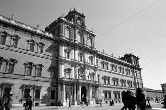 Ducal Palace. Modena, Italy.